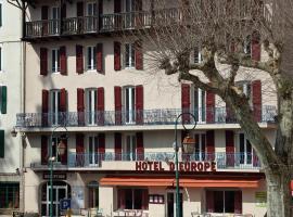 Hotel De l'Europe, hotel near Aven Armand Cave, Meyrueis