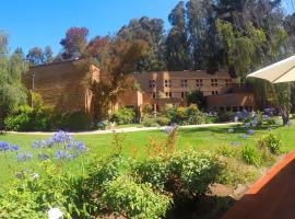 Hotel Bosque de Reñaca, hotel en Viña del Mar