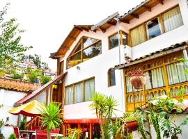 Hostal Comarca Imperial, accessible hotel in Cusco