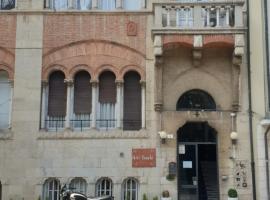 Hotel Bianchi, отель в Виареджо