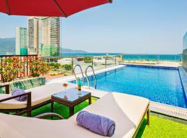 Haka Boutique Hotel, hotel in Danang