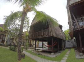 Rama Garden Lembongan, hotel near Tamarind Beach, Nusa Lembongan