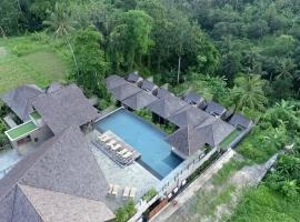 Tejaprana Bisma, resort in Ubud