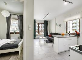 Warsaw Night Apartments Giełdowa – apartament z obsługą w Warszawie