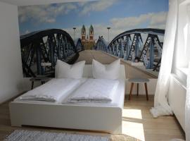 Appartment Moltke, vacation rental in Herbolzheim