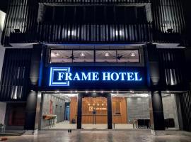 Frame Hotel, hotel near Gurney Plaza, George Town