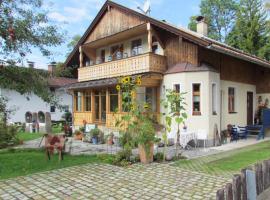 Ferienwohnung Klöck, pet-friendly hotel in Oberammergau