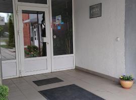Gamma Hotel, hotel in Līvāni