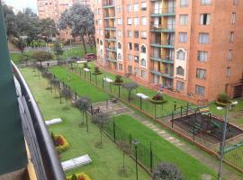 Apto. Barcelona 7, hotel in Bogotá