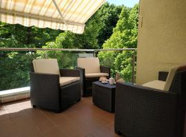 Appartment Trojer, apartment in Merano