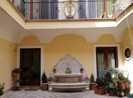 Relais Royal apartment, apartment in Caserta