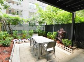 Large Garden Apartment - Good for Large Groups, Ferienwohnung in New York