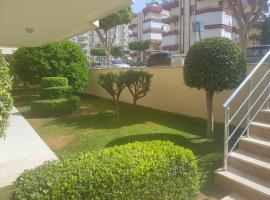 Barbaros Cd. no 203 Апартаменты, жилье с кухней в Махмутларе