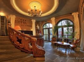 Hotel Polonia, pet-friendly hotel in Ostrów Wielkopolski