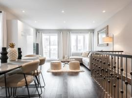 Parc Avenue Lofts, hotel in Montreal