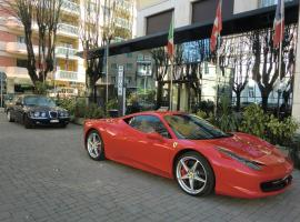 Hotel Ariston, hotell i Acqui Terme