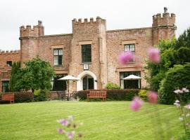 Crabwall Manor Hotel & Spa, hotel in Chester