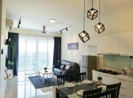 Ara Damansara Oasis Residence, Specious Home 4-8pax, 8min Subang Airport, 10min Sunway, hotel near Evolve Concept Mall, Petaling Jaya