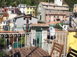 Casa Elsa, hotel in Corniglia