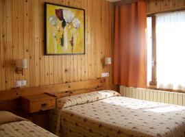 Hotel Prats, hotel a Ribes de Freser