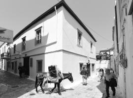 Αρχοντικό του Μάστορη, ξενώνας στην Ύδρα