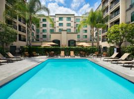 Courtyard by Marriott Los Angeles Pasadena Old Town, hotel in Pasadena