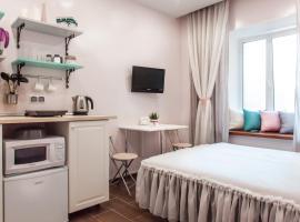 Апартаменты НЕЖНЫЙ РАССВЕТ, бюджетный отель в Санкт-Петербурге