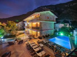 Seyir Beach Hotel, hotel Oludenizben