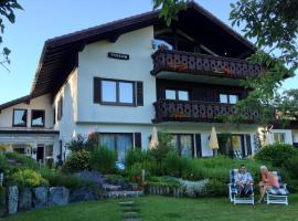 Landhaus Florian: Winterberg'de bir otel