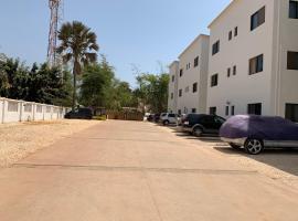 WATERFRONT FLAT 2, apartment in Sere Kunda NDing