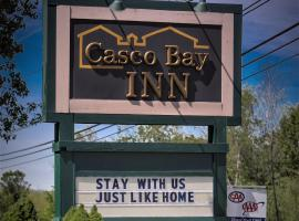 Casco Bay Inn, Hotel in Freeport