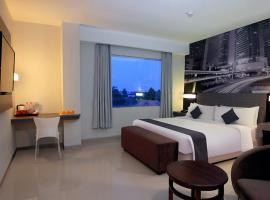Hotel Neo Candi Simpang Lima - Semarang by ASTON, hotel in Semarang