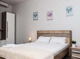 Quattro, hotel near Novosibirsk Central Park, Novosibirsk