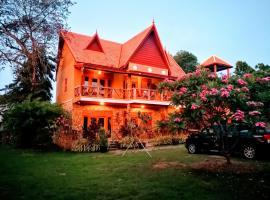 Flower Garden Cabin, guest house in Kep