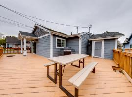 Seaside Comforts, vacation rental in Seaside