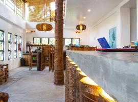 Sunlit Hostel, hotel near Cloud 9 Surfing Area, General Luna