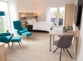 @home Boardinghouse, Ferienwohnung mit Hotelservice in Dinklage