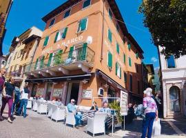 Hotel San Marco, hotell i Malcesine