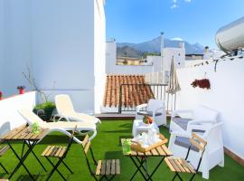 Armijorooms, B&B in Nerja