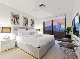 The Executive Penthouse, apartment in Perth