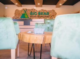 Big Bear Plitvice Nature Resort, kemp v destinaci Donji Babin Potok