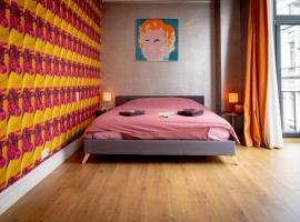 Quartier Leonard, B&B in Gent