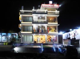 Chanakya Resort, отель в Ришикеше