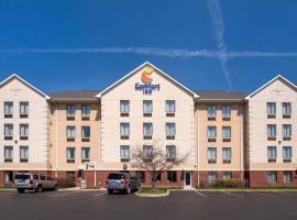 Comfort Inn Indianapolis East, accommodation in Indianapolis