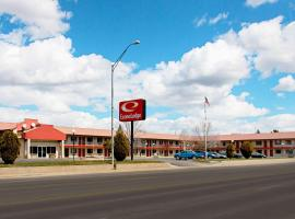 Econo Lodge Cortez Mesa Verde, pet-friendly hotel in Cortez