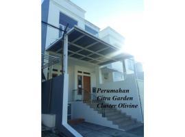 Citra Olivine, budget hotel in Bandar Lampung