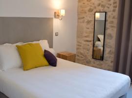Hôtel Le 23, hôtel à Sauternes