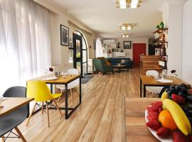 Hotel Art Nebula, self catering accommodation in Tbilisi City