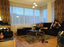 Ararat All Suites Hotel Klaipeda, отель в Клайпеде