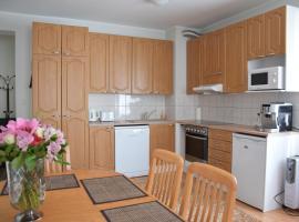 Long Holiday Apartment, puhkemajutus Kuressaares
